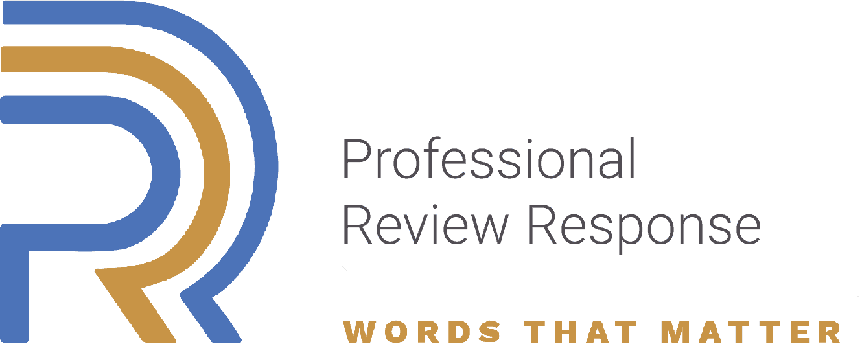 Professional Review Response-LOGO